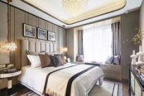 125平米四居室装修案例 日韩半包30万!-保利中央公园装修