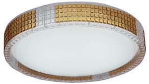飞雕卧室灯FD-LED-XDMX480Y璀璨-金