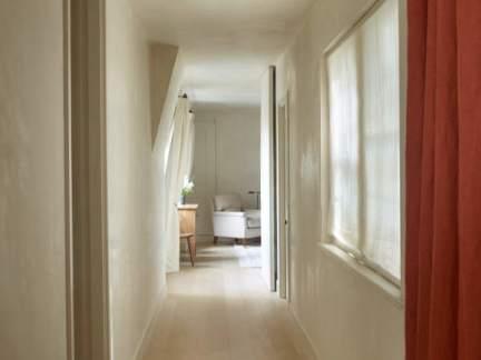 简约风格明朗浅色系走廊装修图片