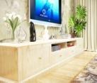 玛格定制家具 包覆N型欧式客厅柜卧房柜类定做 电视柜收纳柜图片