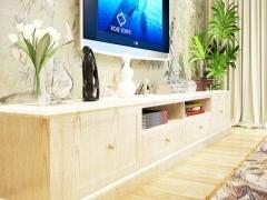 玛格定制家具 包覆N型欧式客厅柜卧房柜类定做 电视柜收纳柜
