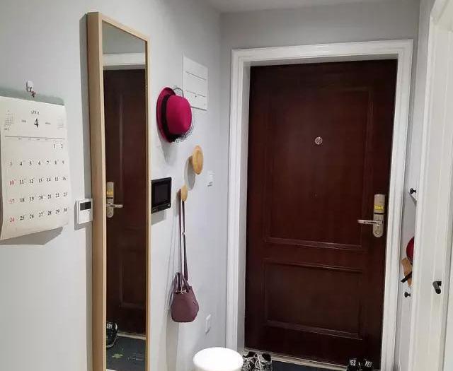 混搭风格-129平米三居室-装修样板间