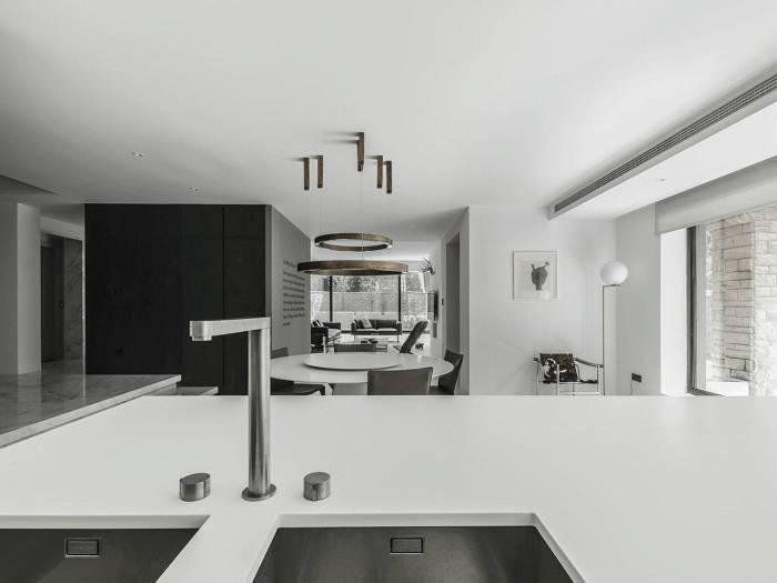 现代简约-506平米四居室-装修样板间