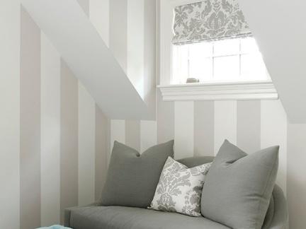 68平米小户型简约客厅灰色沙发设计赏析