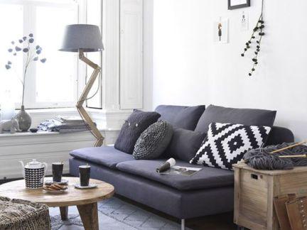 100平米客厅沙发装修设计