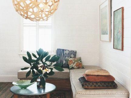 雅致小户型客厅沙发设计图