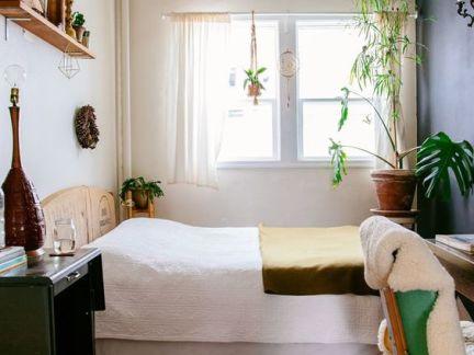 一居室卧室装饰效果图