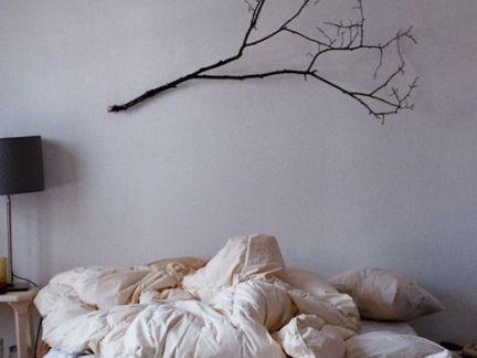 简单装修卧室墙面装饰图片欣赏