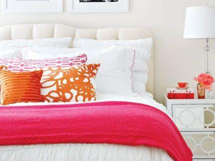 简欧新房卧室装饰效果图