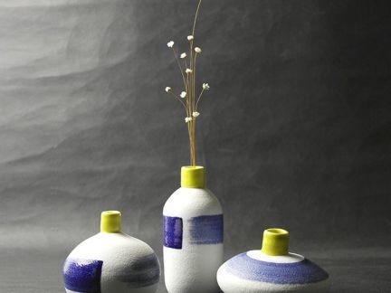 新中式客厅瓷器摆件装饰欣赏
