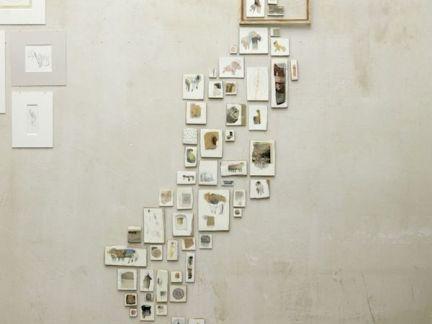 简单走廊照片墙装饰欣赏