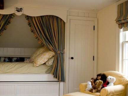 欧式儿童房室内装饰效果图