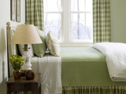 地中海风格四居室卧室格子榻榻米欣赏