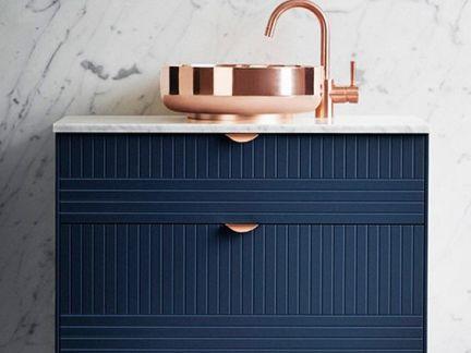 时尚创意设计浴室柜图片欣赏