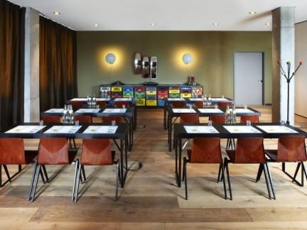 欧美幼儿园餐厅室内装修设计