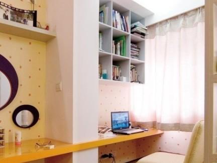 实用书房榻榻米装修设计