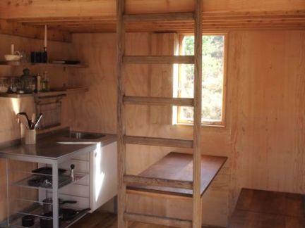 复古阁楼木屋装修设计