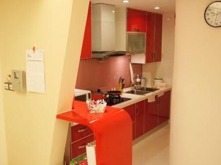创意厨房小型吧台装修设计