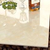 哈德逊瓷砖 客厅地砖卧室地板砖时尚简约地面砖全抛釉 金刚釉金刚石金刚晶 建材 金凌玉 800*800