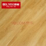 贝尔地板厂家直销强化复合木地板12mm家用防水木地板威廉古堡 裸板图片