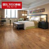 贝尔地板 强化复合地板 12mm负离子苹果 环保地板PG011
