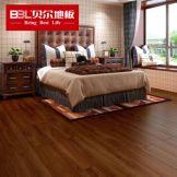 贝尔地板 强化复合木地板12mm 家用环保地热地板 花样年华WL2001