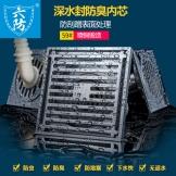 正品六防地漏 亮光系列 主体铜 不锈钢防臭内芯 实用大排量三件套