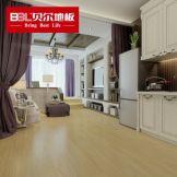 贝尔地板 强化复合木地板12mm环保耐磨仿古手抓纹波光微漾WL4005