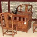 百家汇 茶几桌 实木茶桌椅组合 花梨木新中式功夫茶几茶台 茶水桌 泡茶桌 小玲珑茶桌图片