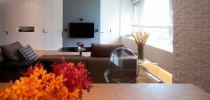 70平米二居室装修案例 现代简约全包10万!-富庭东园装修