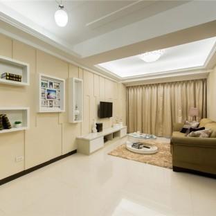 宜家风格三居室装修效果图