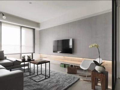 现代简约-138平米四居室装修样板间