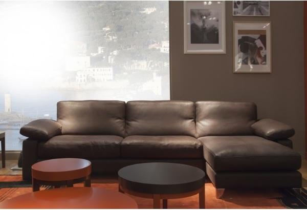 世界屋进口家居 100%进口真皮沙发 简约、低调奢华