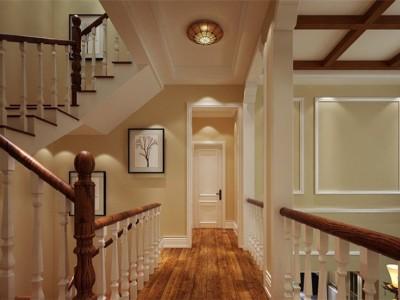 欧美风情-350平米五居室装修样板间