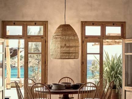 质朴温暖美式风格怀旧餐厅效果图
