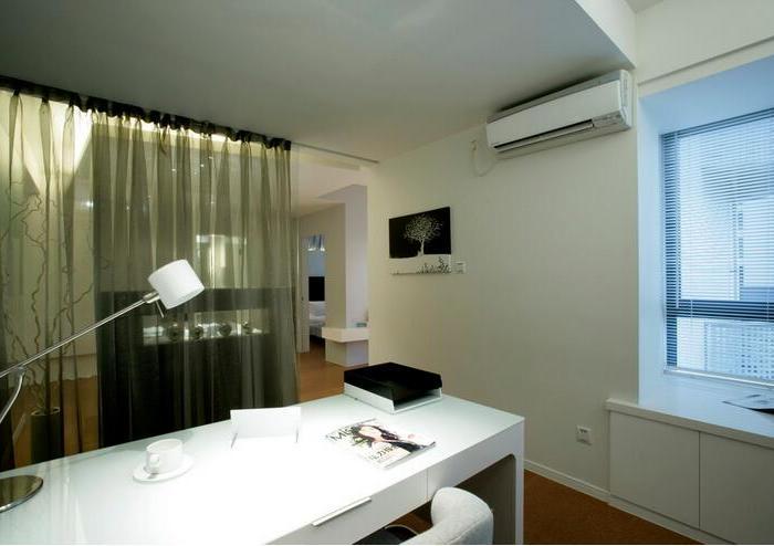 现代简约-115平米三居室-装修样板间