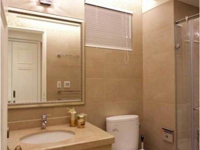 北欧风格-93.6平米三居室装修样板间