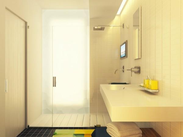 现代简约-29平米一居室-装修样板间