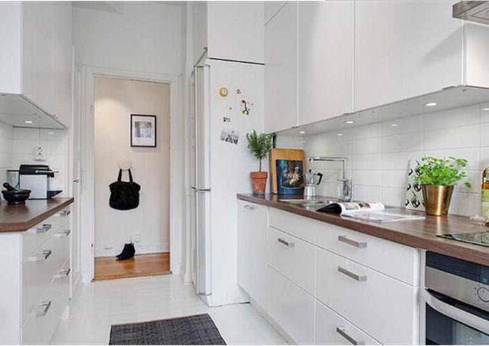 现代简约-94.13平米三居室-装修样板间