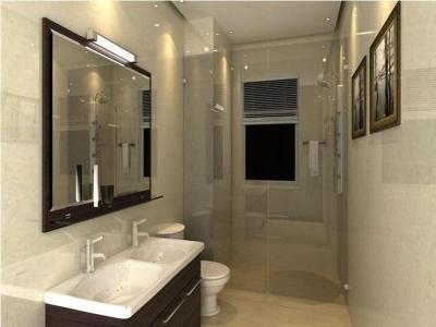 现代简约-103.17平米三居室装修样板间