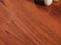 水性科天 施塔德柚木强化地板1m? 客厅卧室地暖柚木地板木地图片