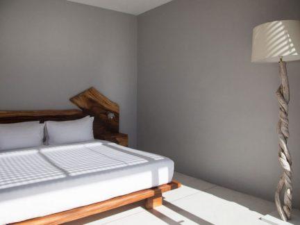 质朴简约风格卧室创意落地灯图片欣赏