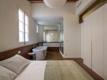 现代简约风格清爽实用卧室装修效果图
