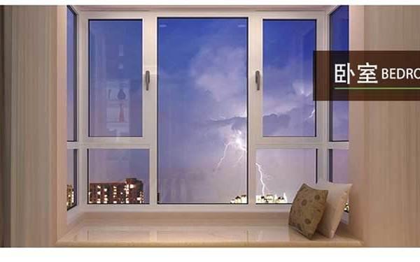 欧标节能环保/内开内倾窗