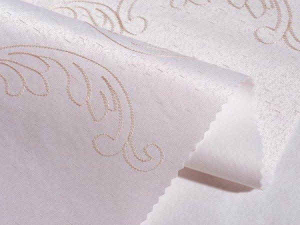 无缝墙布 无缝壁布刺绣 欧式简约田园小花墙布 卧室温馨