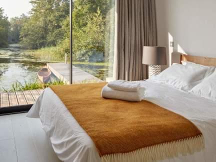 简约风格时尚清新卧室灯具图片欣赏