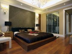 多喜爱 国色天香 缅甸玛宝木三层实木复合地板工厂直销