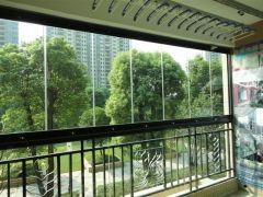 芬德无框阳台给您家一个梦幻般的水晶阳台