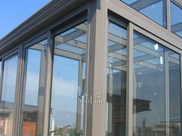 创饰808型中空玻璃平移窗3
