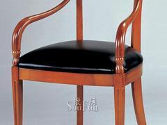 大风范家具洛可可卧室系列RC-923居室椅(布样: